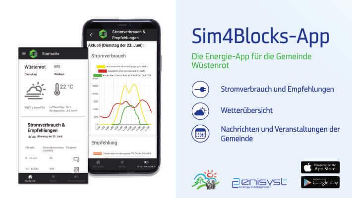 Energiemanagement-Sim4Blocks